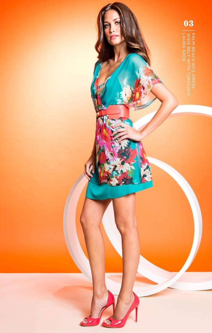 Guess by Marciano Spring 2013 Lookbook anna7891 #2dayslook #mini dress # anna7891www.2dayslook.com