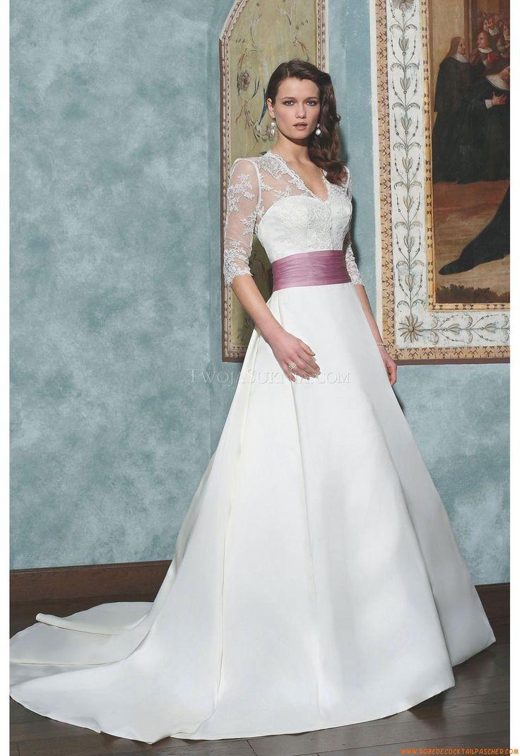 Mejores 196 imágenes de robe de mariée dentelle transparente en ...