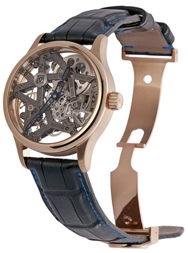 Molnar Fabry Bespoke Skeletonized Watches