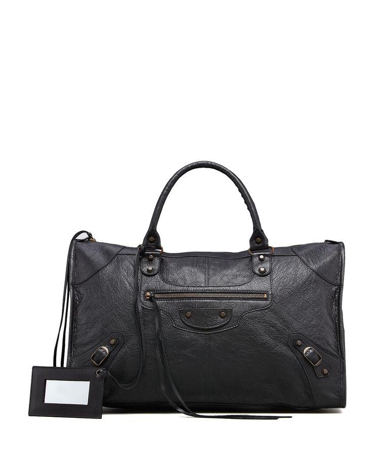 Classic Work Bag, Black, Nero - Balenciaga