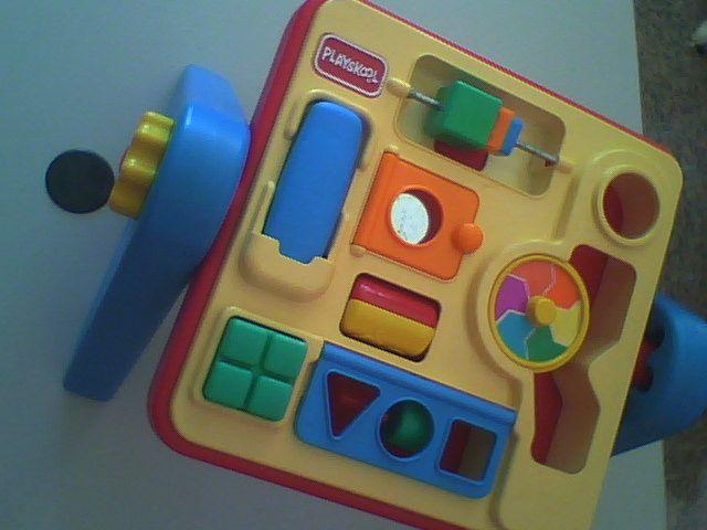 5597 - € 8 - Gioc Banco educ Playskool