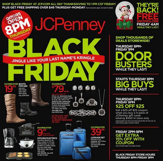 Decorating Ideas > 17 Best Ideas About Black Friday Shopping On Pinterest  ~ 192459_Jcpenney Thanksgiving Decorations