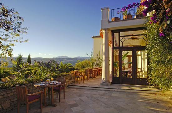 Hotel La Fuente De La Higuera Outside Ronda