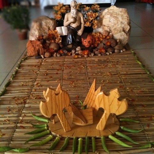 Wedding Altar Wiki: 17 Best Images About Umbanda On Pinterest