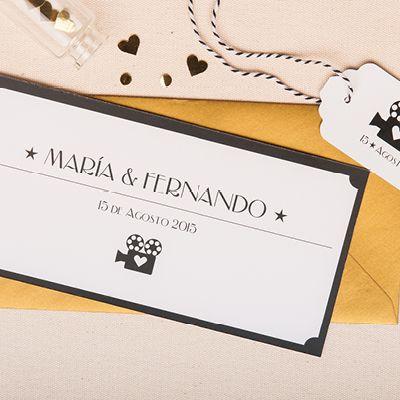 33 best invitaciones papelera regalos images on pinterest invitaciones de boda elegantes y creativas petipress stopboris Gallery