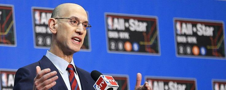 Commissioner Adam Silver expects NBA to explore possible rule change to eliminate Hack-a-Shaq strategy