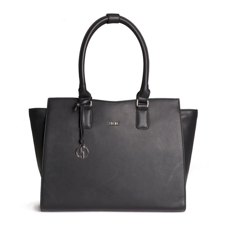 "Caddy Nero Womens Laptop Computer Tote - 15.6""- New stock now arrived and ready to order"