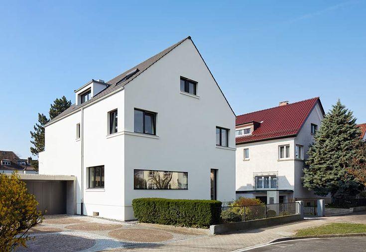 Fabi Architekten fabi architekten bda regensburg sufficient modernes haus