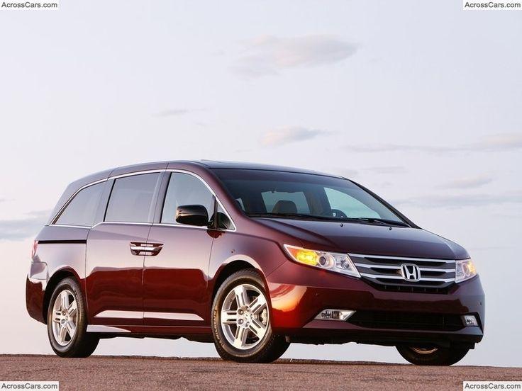 Honda Odyssey (2012)