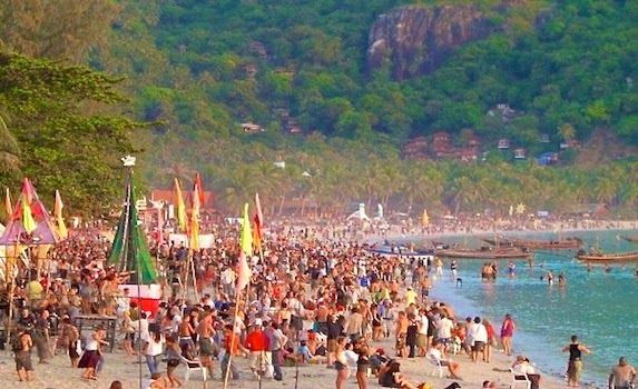 Mystifyingly beautiful island: Why we all still come to Haad Rin for the FullMoonParty on Koh Phangan