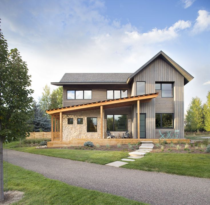 Contemporary Exterior Design Modern Wood Siding: Best 25+ Roofing Materials Ideas On Pinterest