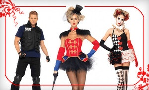 Groupon - High-End Adult Halloween Costumes from Vampire Disco (Up to Half Off). Two Options Available. in Online Deal. Groupon deal price: $40.00