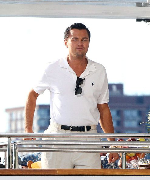 "Leonardo Dicaprio Accent Wolf Of Wall Street: Man Crush: Leonardo DiCaprio Onset For ""The Wolf Of Wall"
