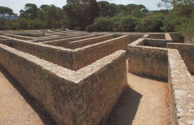 Labirinto - Castello di Donnafugata - Sicilia, Ragusa