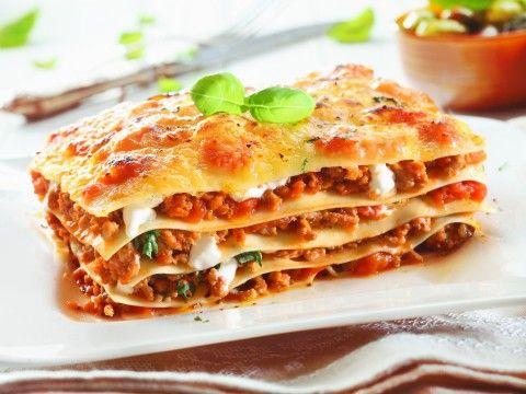 Varieer 'n keer met lasagne /  10 TIPS VOOR EEN PERFECTE LASAGNE