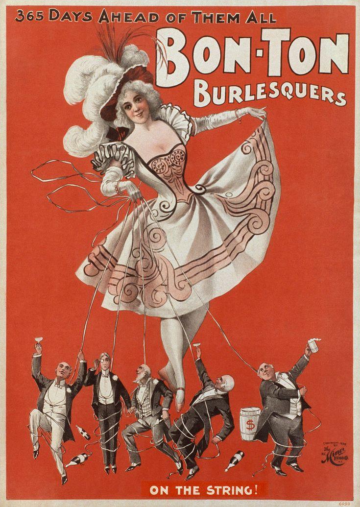 Bon-Ton Burlesquers2 - American burlesque - Wikipedia, the free encyclopedia