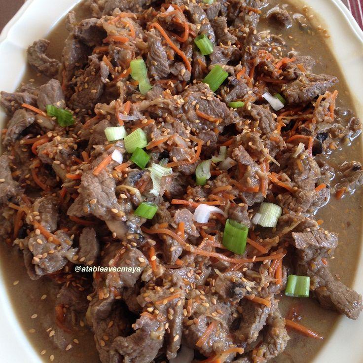 Les 1448 meilleures images du tableau cuisine sur pinterest for Cuisine coreenne