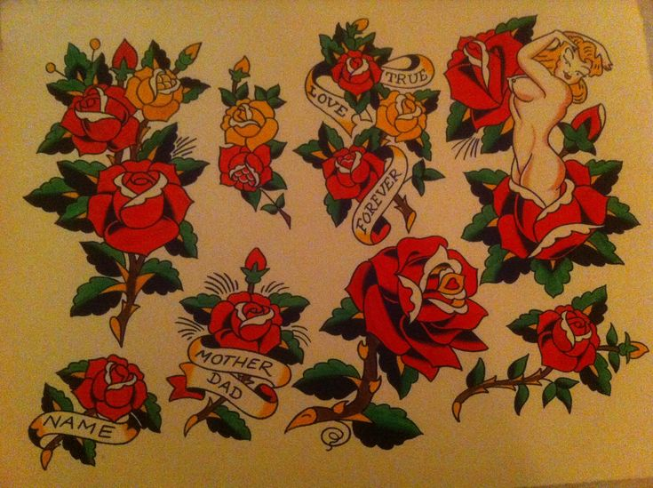 Sailor jerry flash | my artwork | Pinterest | Sailor jerry