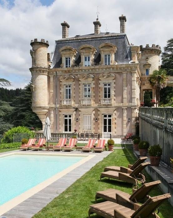 581 best Chateau Beauty images on Pinterest Architecture