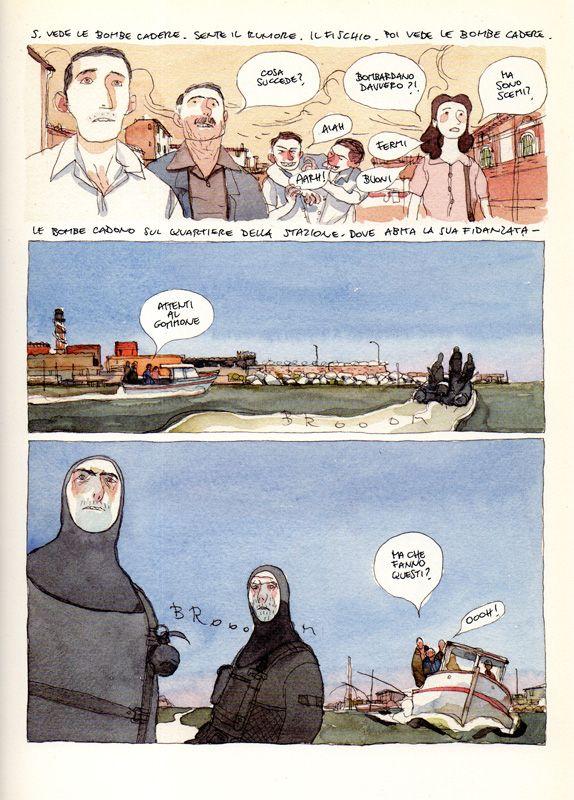 'S' Gipi  Coconino Press 2007
