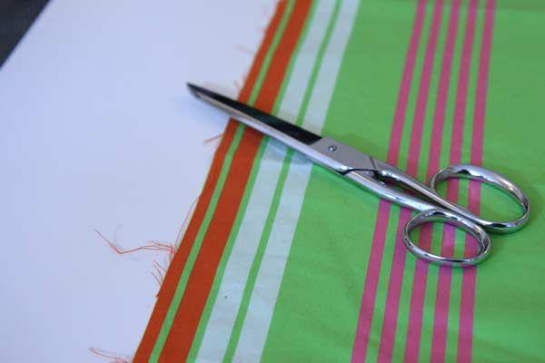 12 erreurs à éviter lors de la coupe du tissu. Petit citron