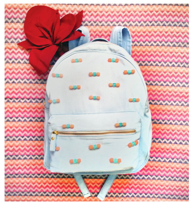 Nita Faco bags | Spring Summer 2015 www.nitafaco.com #backpack #mochilas