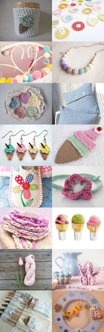 Waiting for Summer.. by Beautiful Babies Bonnets on Etsy--Pinned with TreasuryPin.com