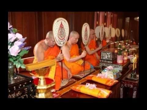 บทสวดมนต์พุทธชัยมงคลคาถา (พาหุงมหากา) - YouTube