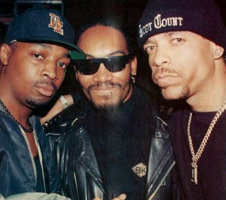 Image result for chuck d ice t and melle mel