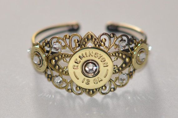 Remington 12 Gauge & 410 Gauge Shotgun Shell by OnTargetJewelry, $24.99