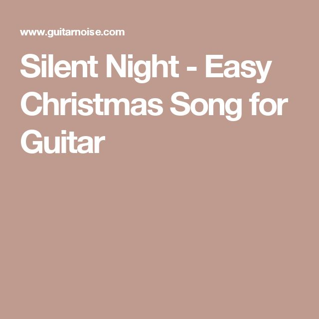 Silent Night holy chords songs lyrics Downloads songtext mp3