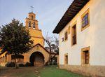 iglesia de san roman  www.casa-rural-asturias.com