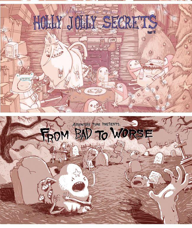 Love these AdventureTime-Cards