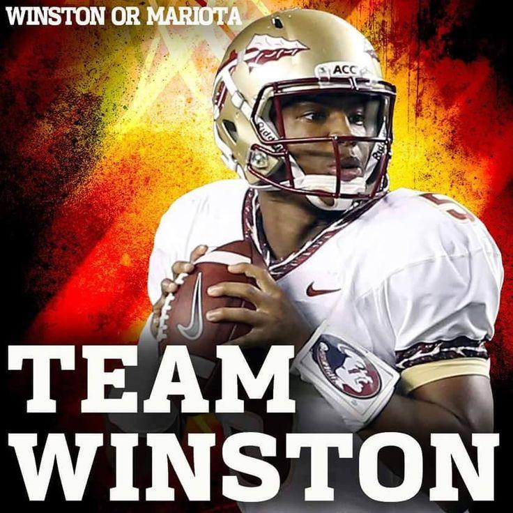 Team Winston all the way!!