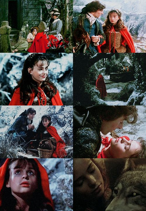 a list of favorite fairytale adaptations:The Company of Wolves, UK, 1984