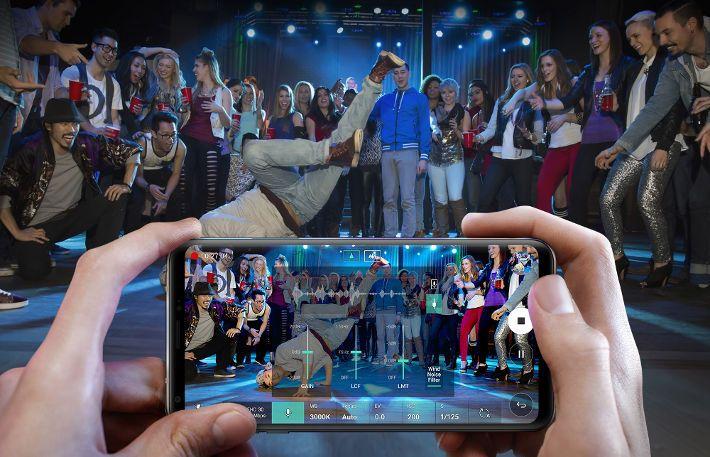Telefon Mobil LG V30 Plus