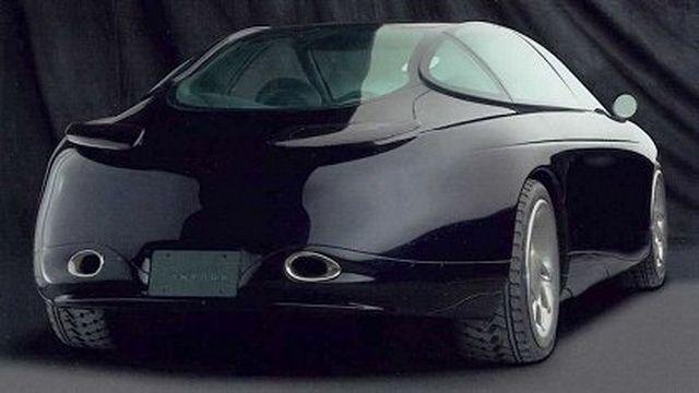 Ford Contour Concept (1991) Ghia