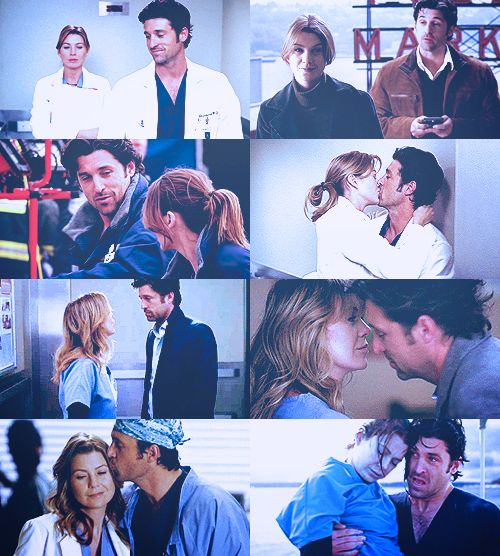 grey's anatomy Richard and meridith | Reblog if Grey's Anatomy has changed your life.