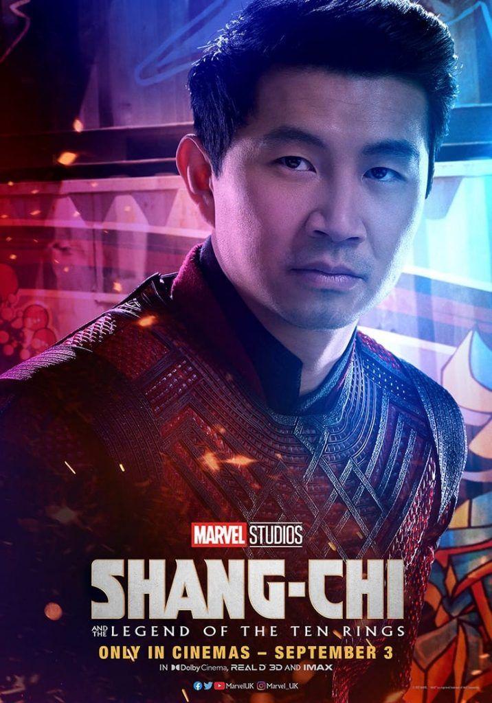 Shang Chi Marvel Divulga Espetaculares Cartazes Individuais Do Longa Burn Book Em 2021 Cartaz Da Marvel Marvel Cartazes De Filmes