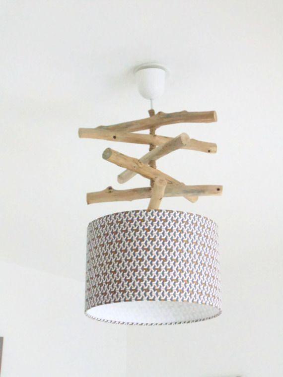 17 meilleures id es propos de bois flott sur pinterest art en bois flott - Lustre en bois flotte ...