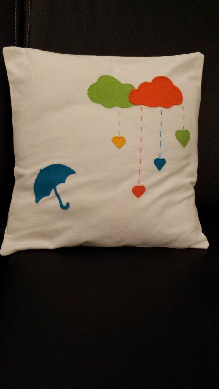 Les 25 meilleures id es concernant parapluie bleu sur for Housse de coussin enfant