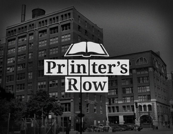 """In the late1800s the area was Chicago's """"Red Light District,"""" and the city started cracking down on the crime and vice. After the area was cleared of illicit activity print houses were quick to move in. In the 1950s and 60s most printers moved out of the city for the suburbs, and Printer's Row filled with unoccupied buildings. In the 80s converting the old buildings into lofts, condos and businesses Printer's Row was once again was full of activity."""