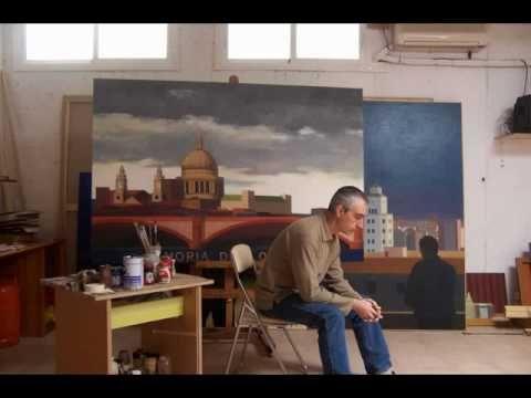 Fernando Puente, estudio. Taller.