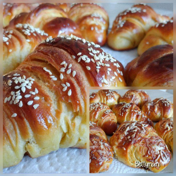 Croissant | Betty hobbi konyhája