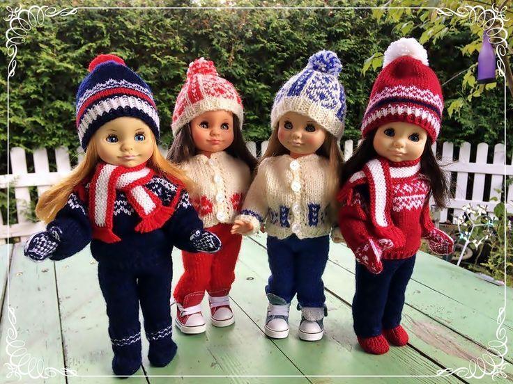Maya dolls.