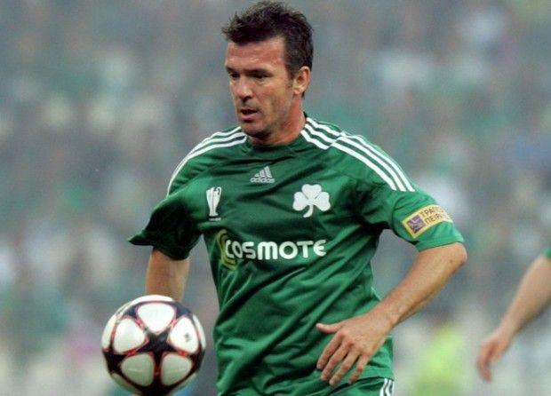 Dimitris Saravakos-Panathinaikos FC 25