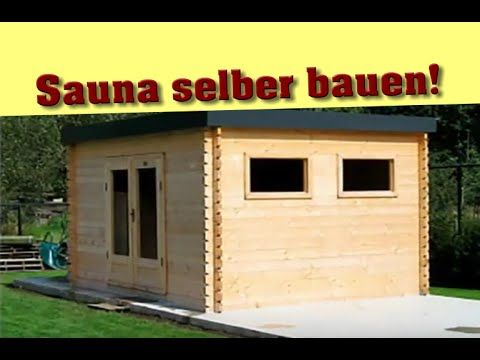 top 17 idei despre selber bauen sauna pe pinterest. Black Bedroom Furniture Sets. Home Design Ideas