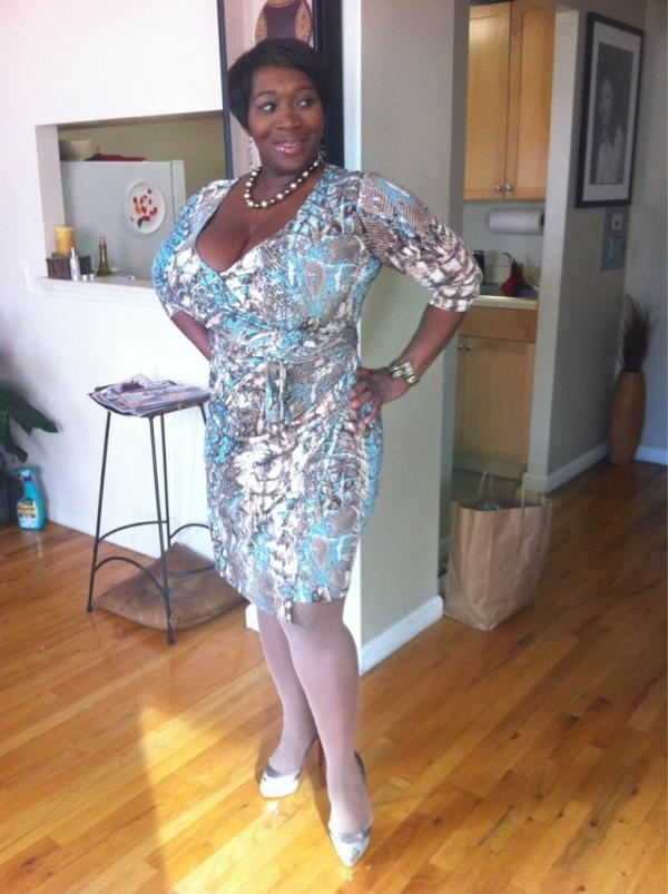 """Range Rover Evoque >> Bevy Smith serving up style for those with """"Bawdy"""", Luv ..."""