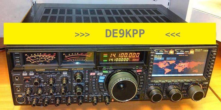 YAESU FT-DX9000D