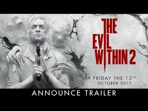 nice 'The Evil Inside 2' introduced at E3, seems completely horrifying